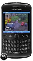 Aplikacja DMSS na BlackBerry