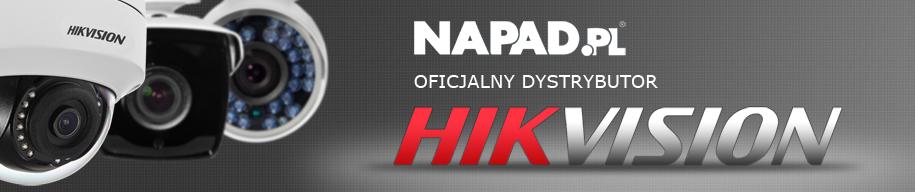 Napad.pl - Oficjalny dystrybutor Hikvision na Polskę.
