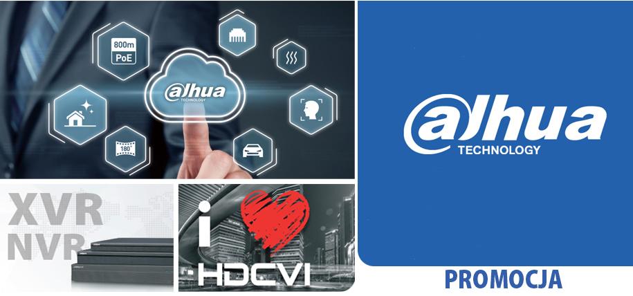 Dahua - Czerwcowe promocje produktowe.