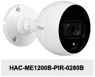 Kamera Analog HD 2Mpx DH-HAC-ME1200B-PIR-0280B.