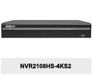 Rejestrator sieciowy DHI-NVR2108HS-4KS2.