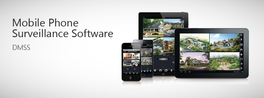 Aplikacja mobilna Dahua - gDMSS i iDMSS