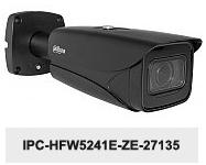 Kamera IP 2Mpx DH-IPC-HFW5241E-ZE-27135-BLACK