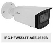 Kamera IP 5Mpx DH-IPC-HFW5541T-ASE-0360B.