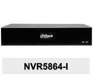 Rejestrator sieciowy AI DHI-NVR5864-I.