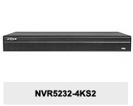 Rejestrator sieciowy DHI-NVR5232-4KS2