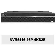 Rejestrator sieciowy DHI-NVR5416-16P-4KS2E