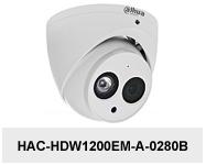 Kamera Analog HD 2Mpx DH-HAC-HDW1200EM-A-0280B.
