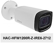 Kamera Analog HD 2Mpx DH-HAC-HFW1200R-Z-IRE6-2712.