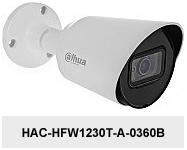 Kamera Analog HD 2Mpx DH-HAC-HFW1230T-A-0360B.