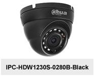 Kamera IP 2Mpx DH-IPC-HDW1230S-0280B-BLACK.