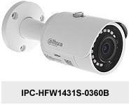 Kamera IP 4Mpx DH-IPC-HFW1431S-0360B.