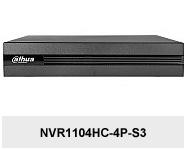 Rejestrator sieciowy Cooper DHI-NVR1104HC-4P-S3.