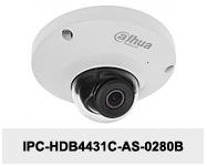 Kamera IP 4Mpx DH-IPC-HDB4431C-AS-0280B.