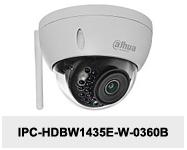 Kamera IP 4Mpx DH-IPC-HDBW1435E-W-0360B.