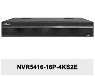 Rejestrator sieciowy DHI-NVR5416-16P-4KS2E.