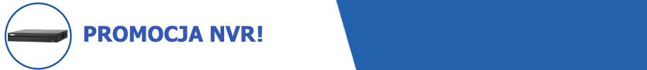 Dahua rejestratory sieciowe NVR - promocja październikowa.
