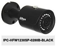 Kamera IP 2Mpx DH-IPC-HFW1230SP-0280B-BLACK.
