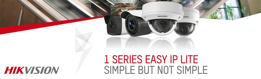 Kamery Hikvision 1 series EasyIP Lite