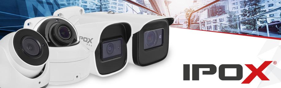 Nowe kamery IPOX PRO.