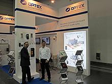 Securex Poznanń 2016 - Optex