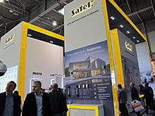 Satel at Securex 2016 fair