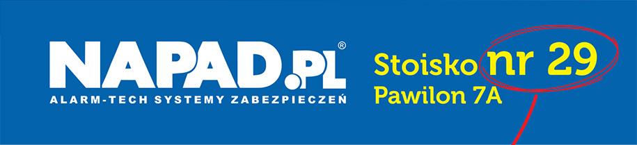 NAPAD.PL - SECUREX Pawilon 7A Stoisko 29