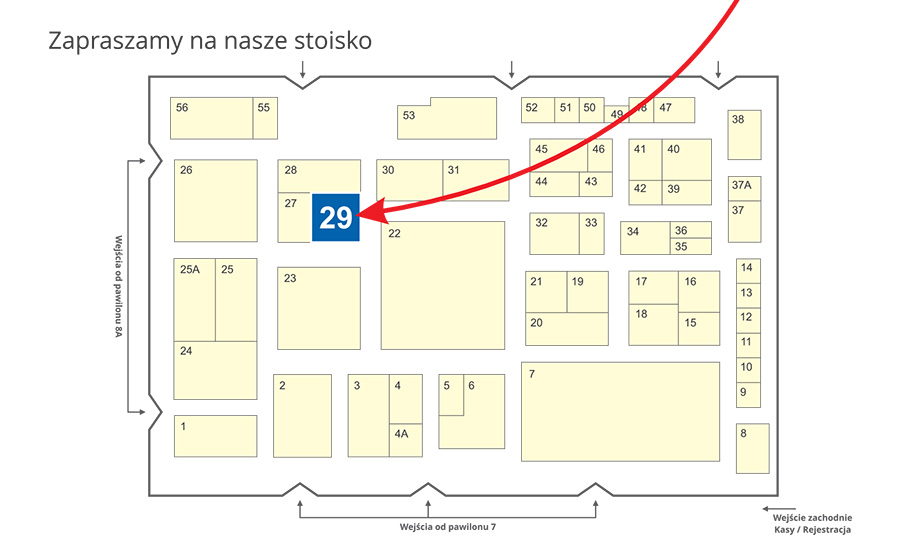 SECUREX 2018 - Mapa