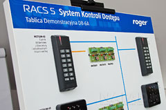 Szkolenie Roger RACS5 Alarmtech