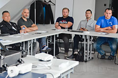 Szkolenie Alarm Tech Hikvision Poland