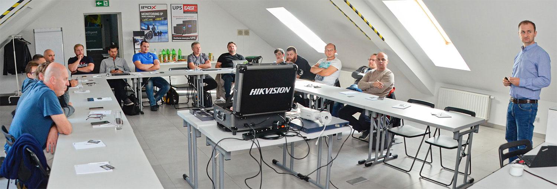 Szkolenie w NAPAD.PL - Hikvision Wideodomofony IP - 26.09.2019