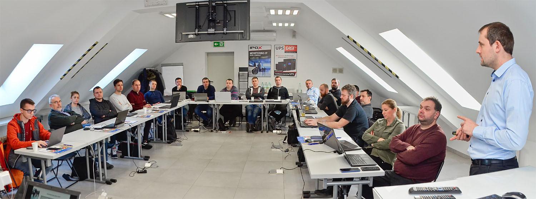 Szkolenie w NAPAD.PL - Roger RCP Master 3 - 3 grudnia 2019