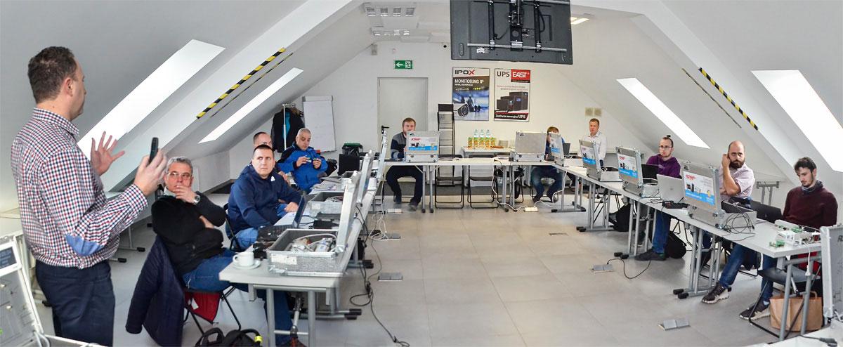 Szkolenie w NAPAD.PL - Ropam NeoSGM-IP - 10 grudnia 2019