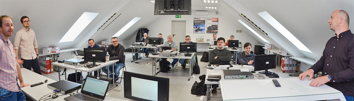 Szkolenie w NAPAD.PL - Hikvision HCSA - 27 lutego 2020