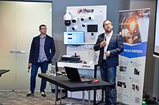 Spotkanie integratorów systemów zabezpieczeń Dahua