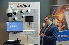 Prezentacja systemów bezpieczeństwa Dahua i Napad pl
