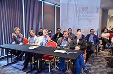 Prelekcja pracowników Dahua Polska i sklepu internetowego NAPAD PL