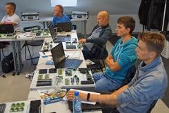 Szkolenia dla instalatoró w Alarm-Tech