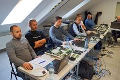 Szkolenie dla firm security Roger Kraków 2021