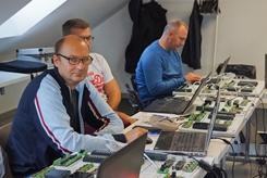 Bezpłatne warsztaty instalatorskie Roger i Napad pl