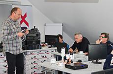 Ćwiczenia praktyczne dla instalatorów CCTV