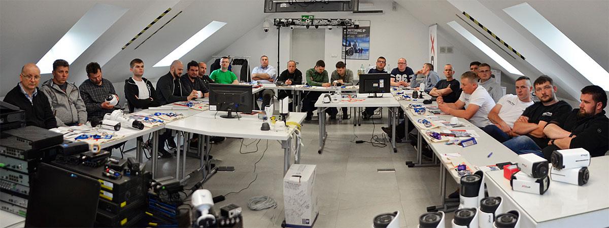 Szkolenie - Monitoring IP marki IPOX