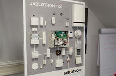 24 Października 2018 - NAPAD.PL - Systemy Jablotron 100 - Poziom 1