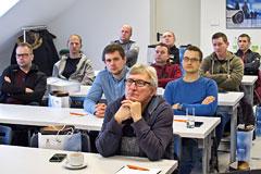 Instalacja wido domofonu w praktyce - szkolenie Commax