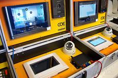 Commax video doorphones training