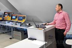 Zajęcia praktyczne z instalacji wideodomofonowych Commax