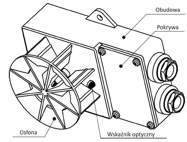 Opis konstrukcji czujki TUN-38Ex