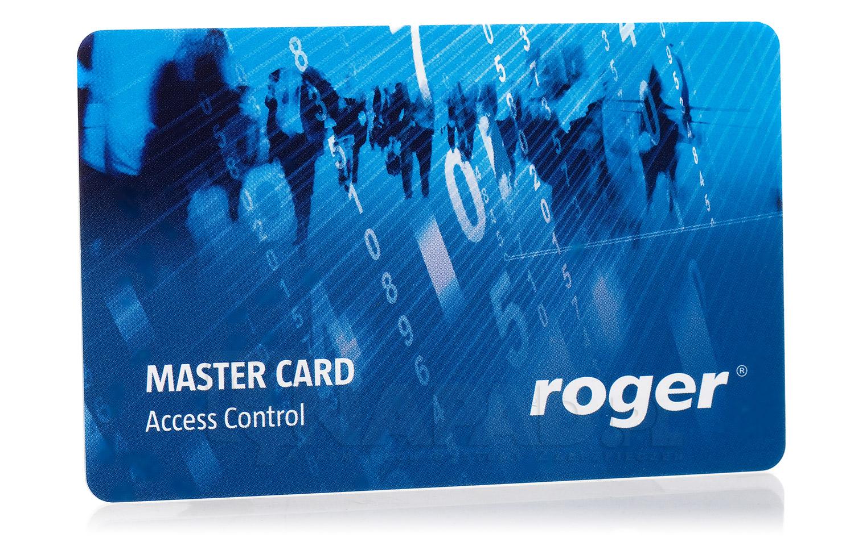 Karta Master kontrolera dostępu Roger PR-622