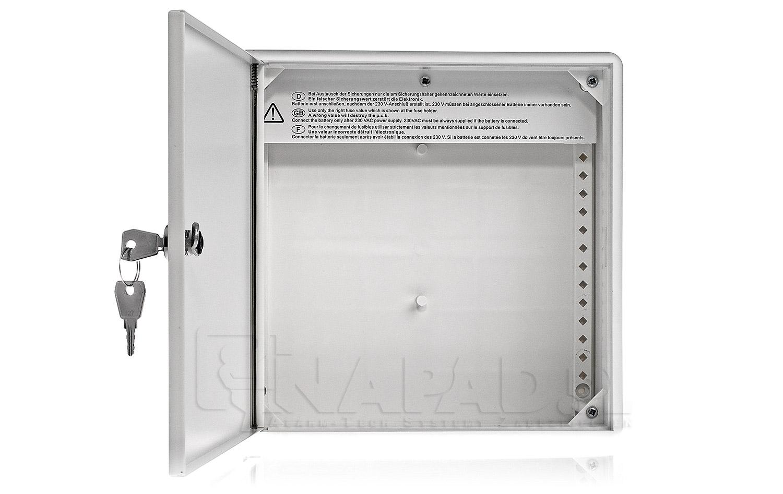 Obudowa kompaktowej centrali oddymiania RZN 4408-M