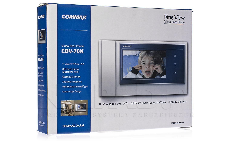 Opakowanie na monitor Commax CDV-70K